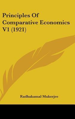 Principles of Comparative Economics V1 (1921)