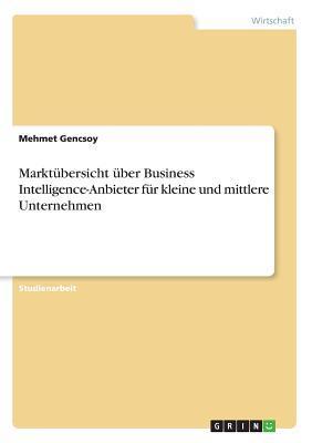 Marktübersicht über Business Intelligence-Anbieter für kleine und mittlere Unternehmen