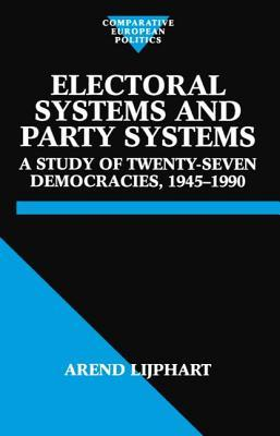 Electoral Systems and Party Systems