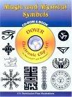 Magic and Mystical Symbols CD-ROM and Book
