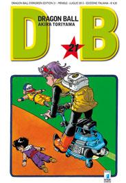 Dragon Ball Evergreen Edition vol. 21