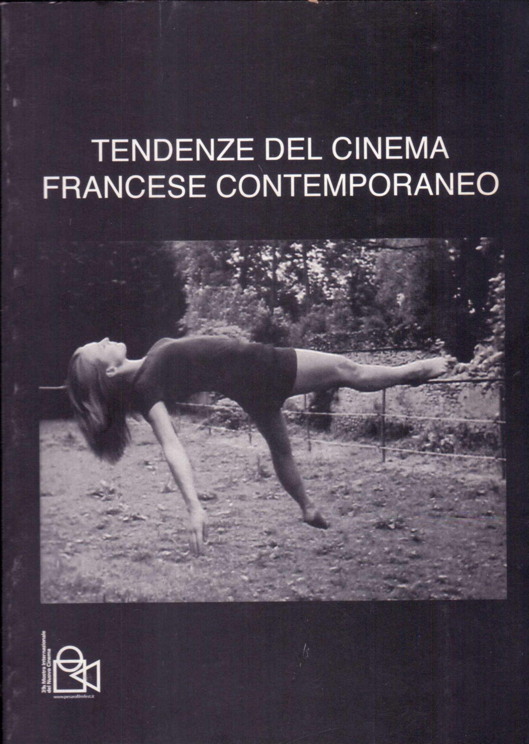 Tendenze del cinema francese contemporaneo
