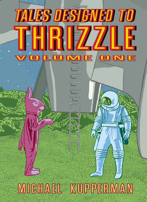 Tales Designed to Thrizzle, Vol. 1
