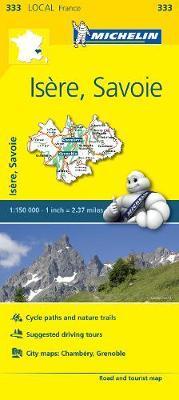 Michelin France Isère, Savoie