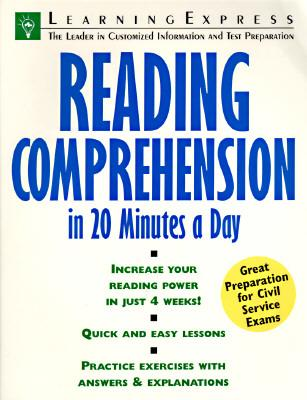 Reading Comprehension in 20 Minutes a Day