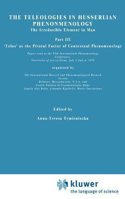 The Teleologies in Husserlian Phenomenology