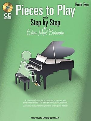 Pieces to Play With Step By Step, Book 2