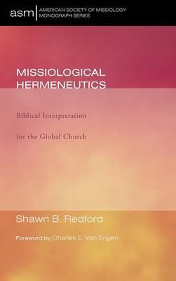 Missiological Hermeneutics