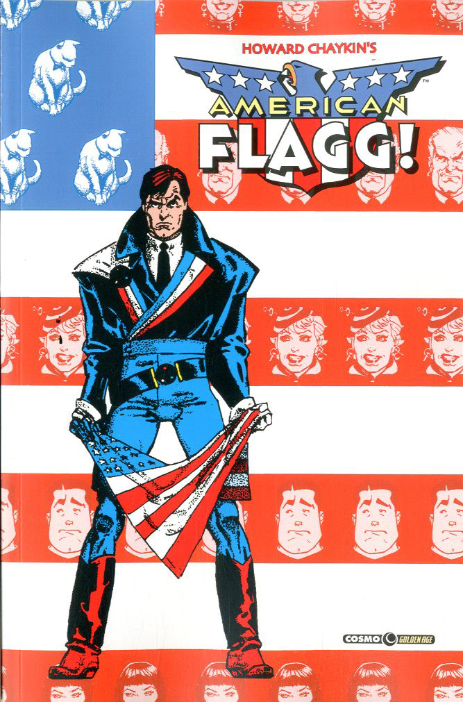 American Flagg! vol....