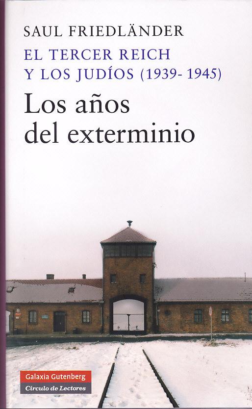 EL TERCER REICH Y LOS JUDIOS (1939