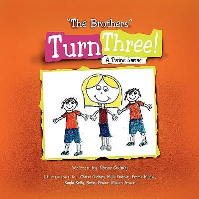 The Brothers Turn Three!