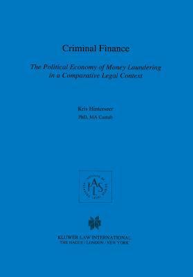 Criminal Finance