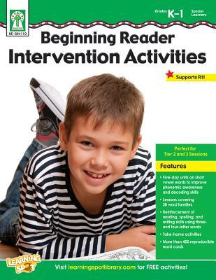 Beginning Reader Intervention Activities