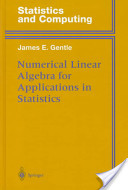 Numerical Linear Applications in Statistics