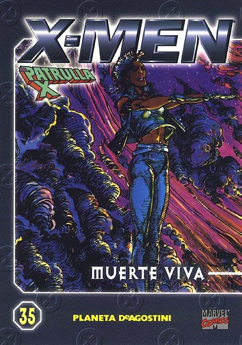 Coleccionable X-Men/Patrulla-X #35 (de 45)