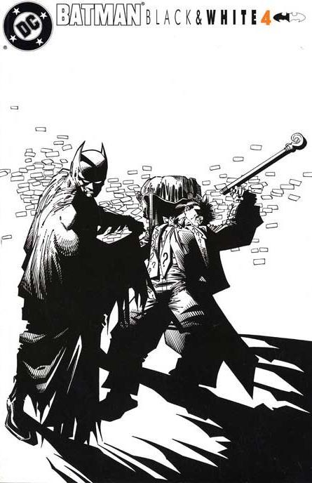 Batman: Black & Whit...