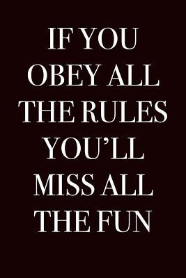 If You Obey All The ...