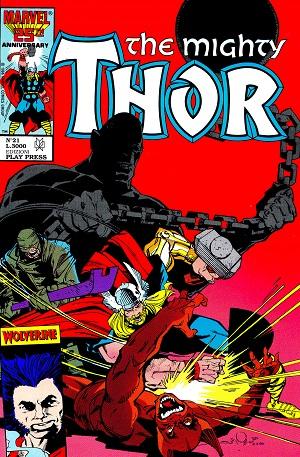 Thor n. 21