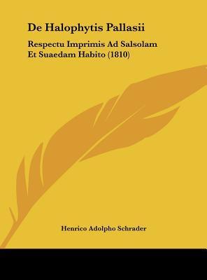 de Halophytis Pallasii