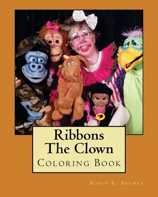 Ribbons the Clown Coloring Book