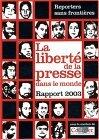 La liberté de la presse dans le monde