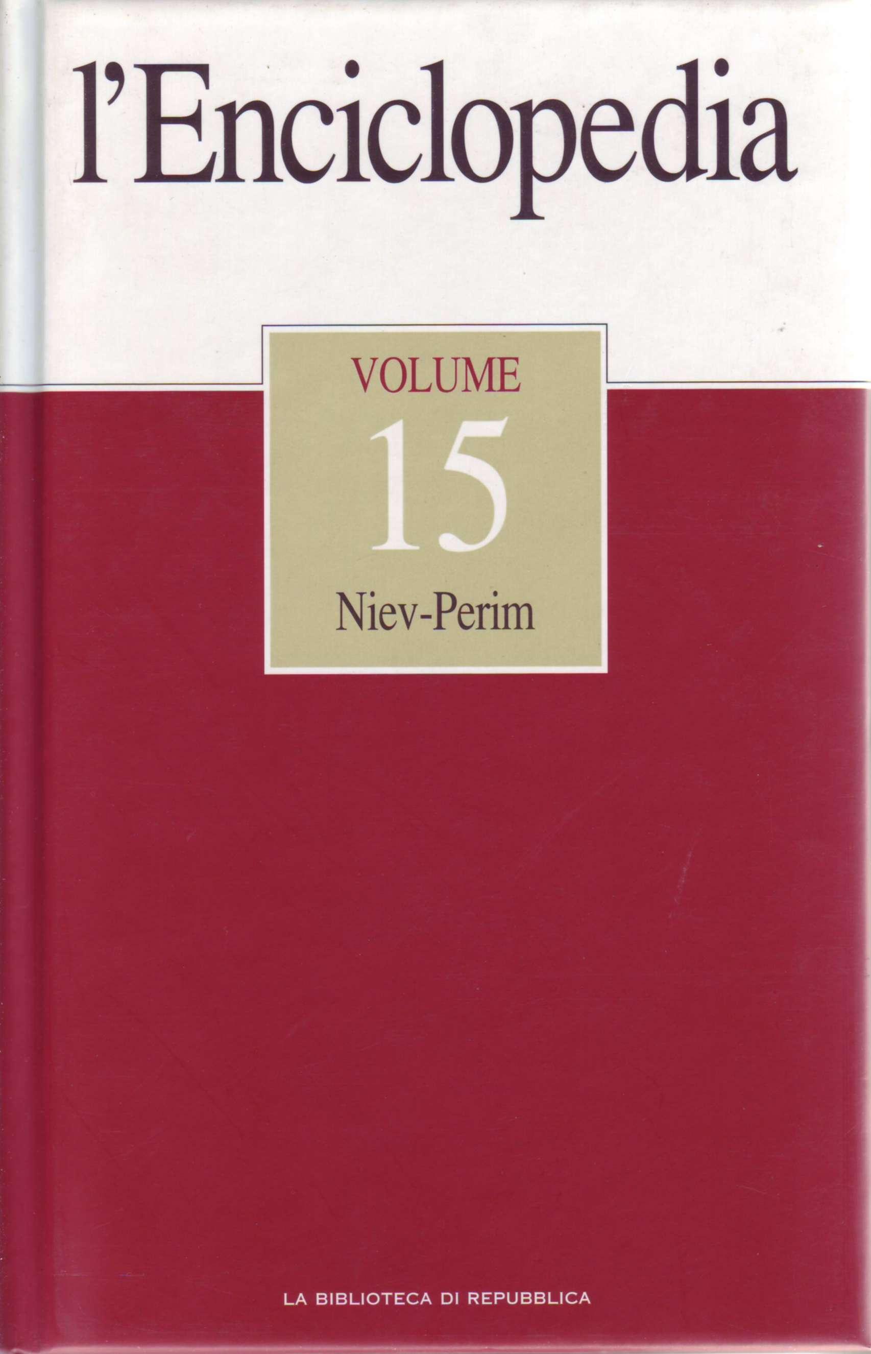 L'Enciclopedia - Vol. 15