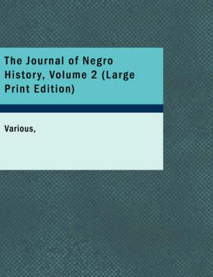 The Journal of Negro History 2