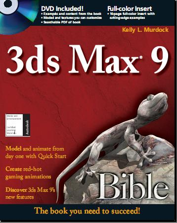 3ds Max 9 Bible