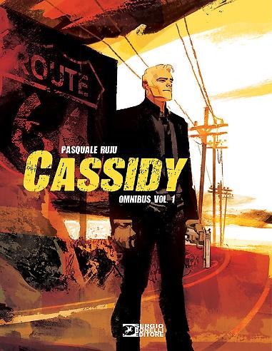 Cassidy Omnibus vol. 1