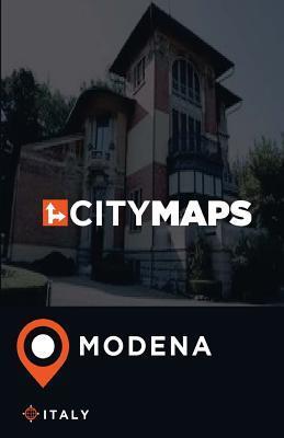 City Maps Modena Italy