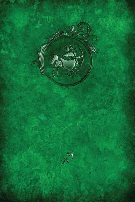 Monogram Sagittarius Notebook