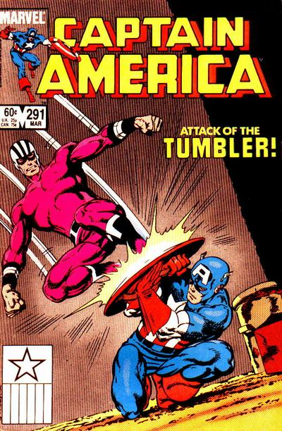 Captain America Vol.1 #291