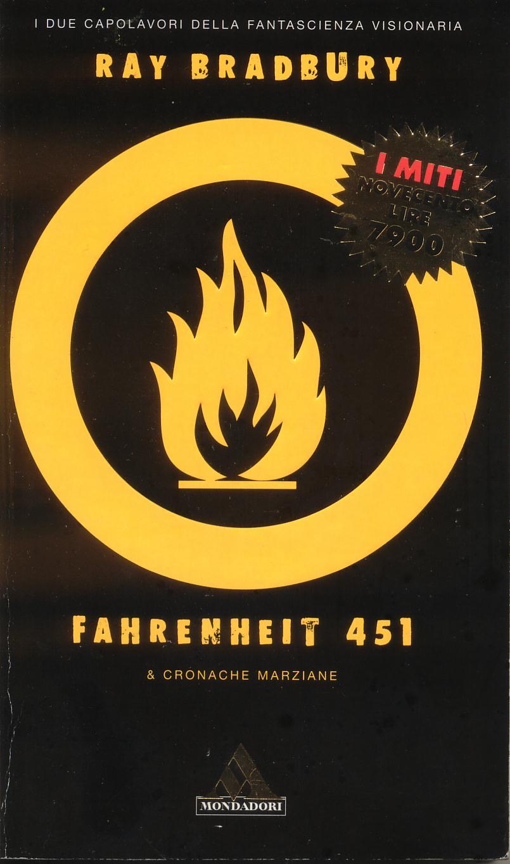 Fahrenheit 451 ; Cronache marziane
