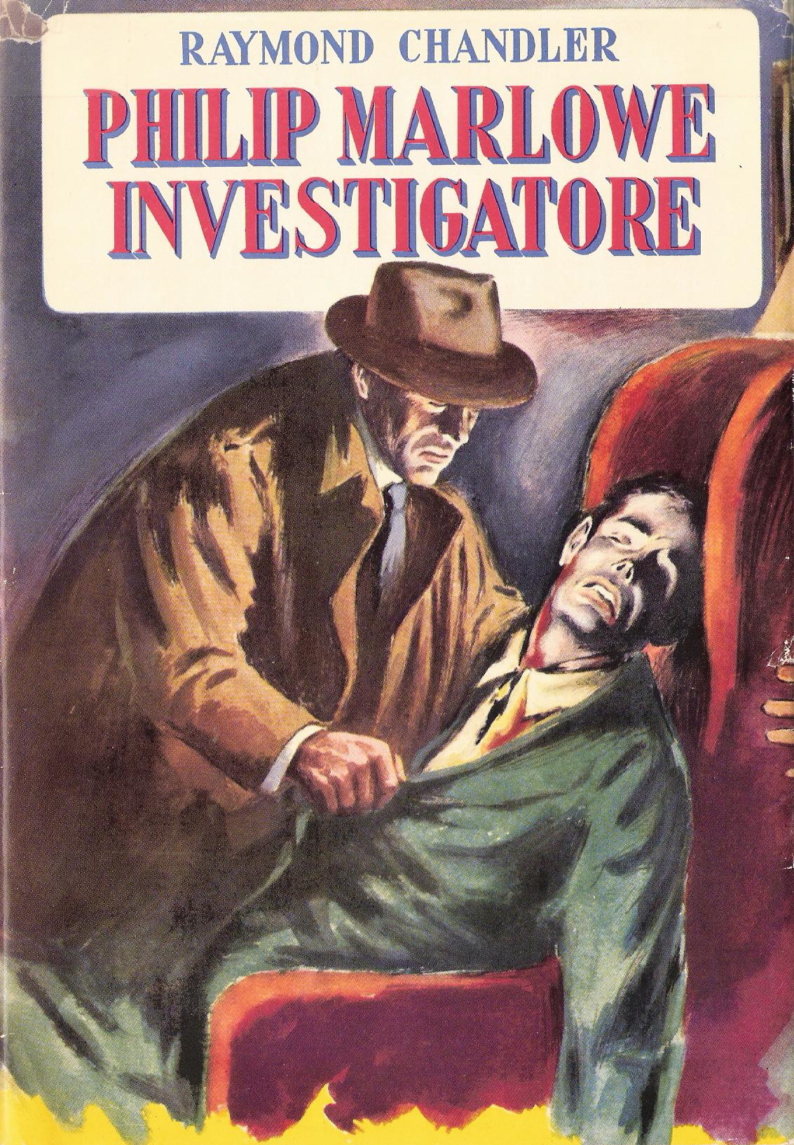 Philip Marlowe investigatore