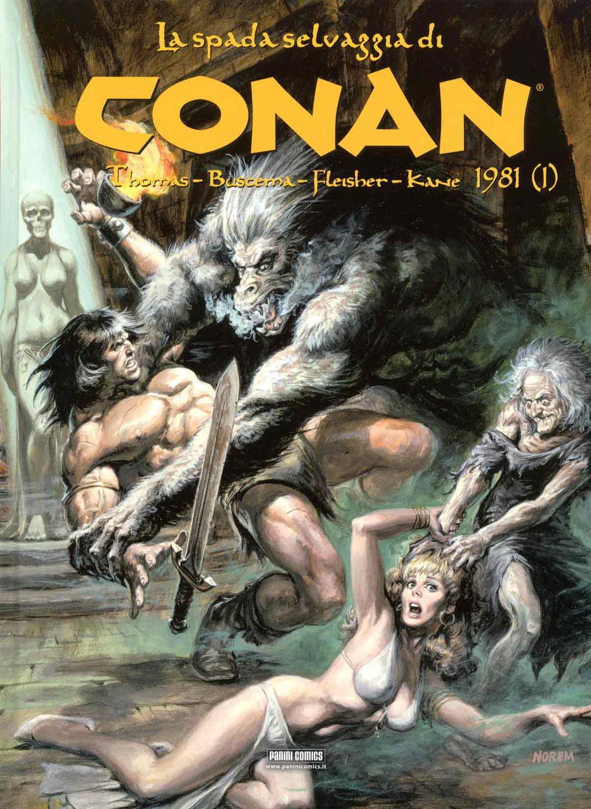 La spada selvaggia di Conan Vol. 11
