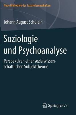 Soziologie Und Psychoanalyse