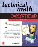Technical Math Demys...