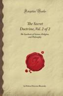 The Secret Doctrine, Vol. 2 of 2