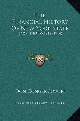 The Financial History of New York State
