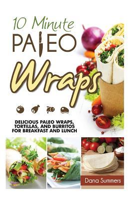10 Minute Paleo Wraps