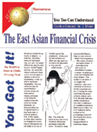 The East Asian Financial Crisis