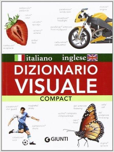 Dizionario Visuale Compact italiano inglese
