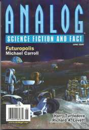 Analog Science Fiction and Fact, June 2009