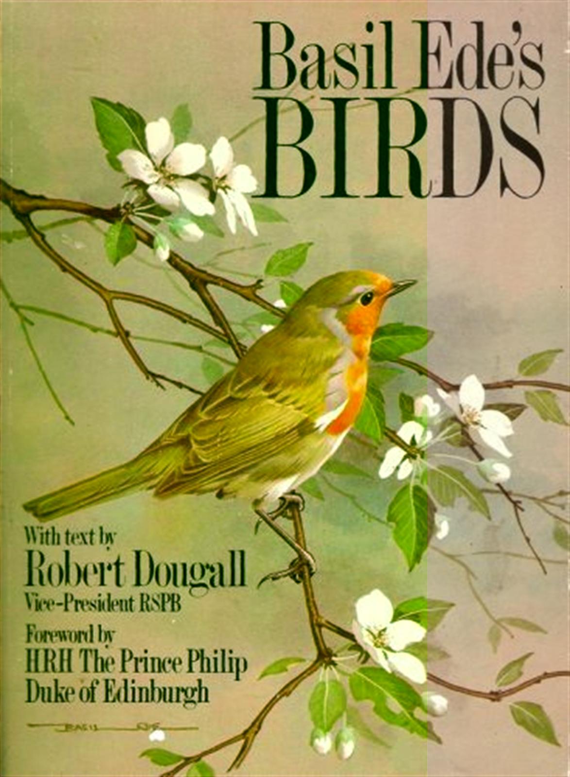 Basil Ede's Birds