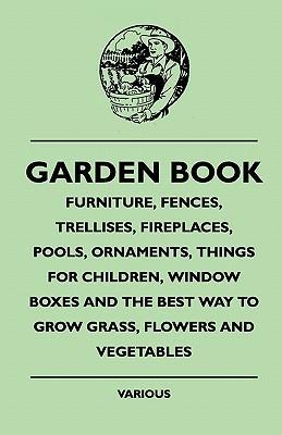 Garden Book - Furnit...