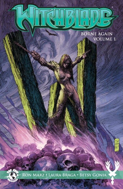 Witchblade: Born Again, Vol. 1