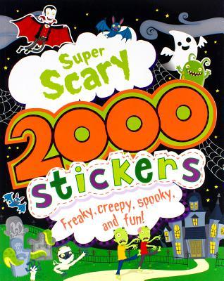 Super Scary 2000 Stickers