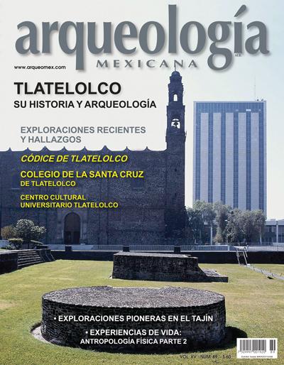 Tlatelolco. Su historia y arqueología