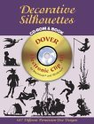 Decorative Silhouettes CD-ROM and Book