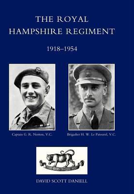 Royal Hampshire Regiment, 1918-1954